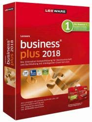 Lexware business plus 2018 Download Jahresversion (365-Tage) [Online Code]