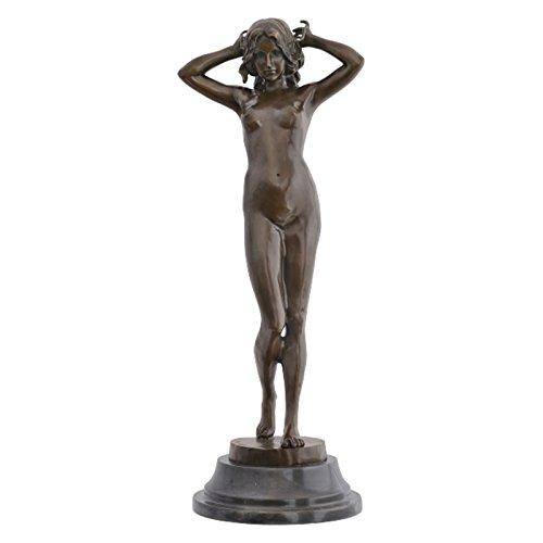 sensuale-erotico-e-base-in-marmo-bronzo-statua-nudo-di-donna-nuda-signora-anmut-akt-effigie-scultura