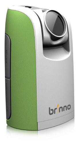 Brinno TLC200 Time Lapse Kamera (3,7 cm (1,4 Zoll) LCD-Display, 1280 x 720 Pixel, SD Kartenslot) -