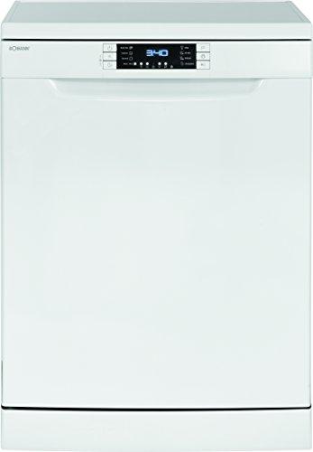 Bomann GSP 851 Geschirrspüler / A+++ / 237 kWh/Jahr / 14 MGD / Energieeffizienzklasse A+++ / weiß