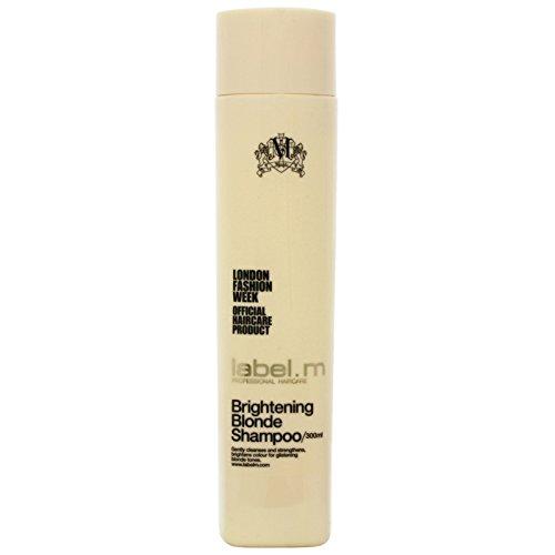 Label.m - Illuminating Shampoo Blonde - Blonde Whitening Line - 300ml