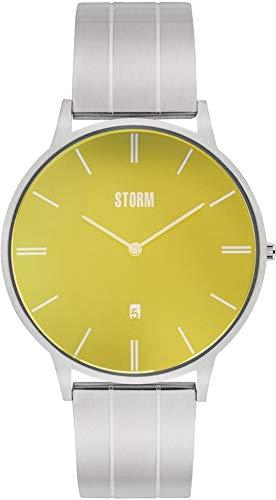 Storm London XORENO LAZER GOLD 47387/GD Orologio da polso uomo