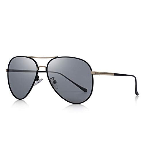 YYHV Men Polarized Photochromic Sonnenbrillen Chameleon Driving Sonnenbrillen 100% UV-Schutz