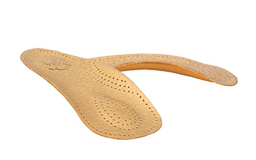 Kaps Schuheinlagen, Einlegesohlen Leder, Orthopädische Einlagen, Bolero - 41