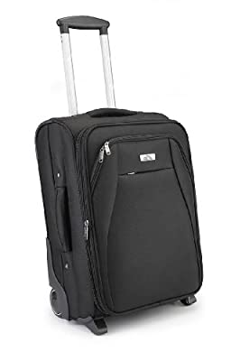 Cabin Max Executive Trolley Flight Approved Hand Luggage- 55 x 40 x 20 expandable to 55x40x25cm
