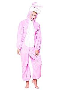 Boland Disfraz de 88419adultos Conejo de peluche, One size