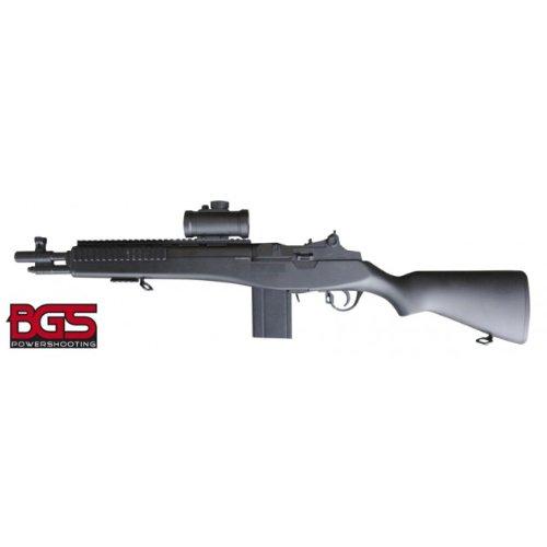 BGS 305P Softair Gewehr Pistole mit Zielvorrichtung, 6mm, max 0.5 J - Frei ab 14 Jahren
