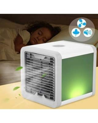 SHIVANYA Arctic Air Portable 3 in 1 Conditioner Humidifier Purifier Mini Cooler Arctic air Coolers for Home, air Cooler for Room, Air cooler Easy Way to Cool Any Space Air, Portable Air Cooler Fan