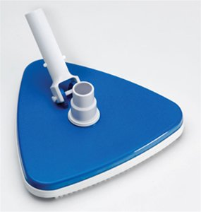 Ocean Blue Water Products 130030 Triangular Vacuum Head