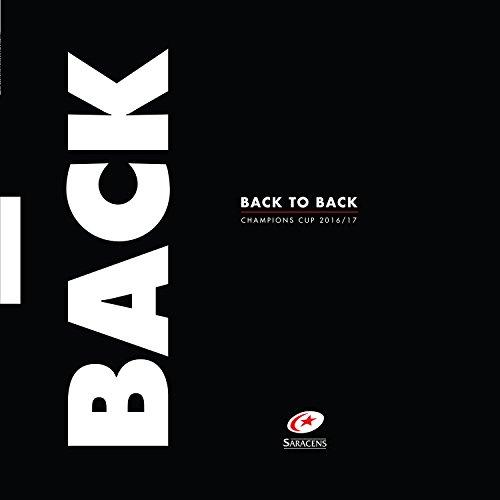 Saracens Back to Back Champions: 2015/16 & 2016/17