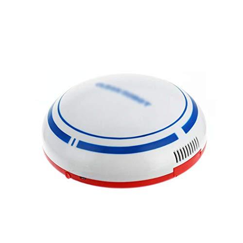 QHYY Mini Robot Aspirador USB Inteligente multifunción aspiradora para el hogar del Hotel