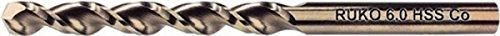 BROCA ESPIRAL DIN338TL3000D 5 9MM (HSS-G RUKO CO5