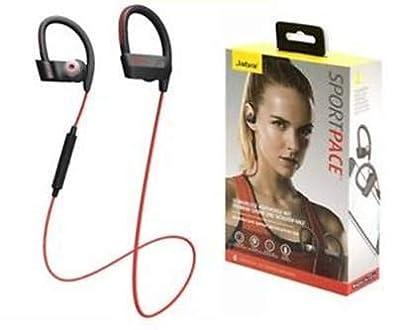 Jabra Sport Pace Ecouteurs Sport sans Fil Bluetooth Compatible avec Smartphones Anroid et iOS par Jabra