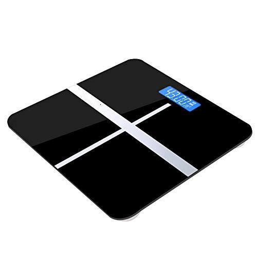 YANEN-Waage, Digitale Personenwaage, USB-Aufladung, Elektronische Waage, Hochpräzise Waage Zur Gewichtsmessung