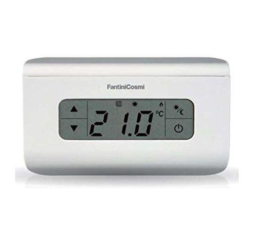Zoom IMG-2 fantini cosmi ch115ts termostato ambiente