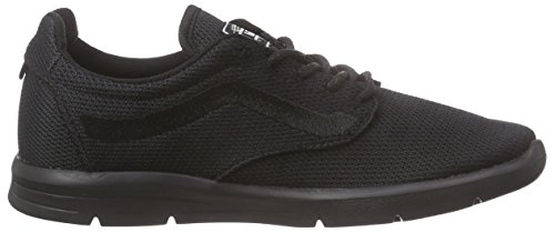 Vans Old Skool, Baskets Basses Mixte Adulte Noir (Mono Black)