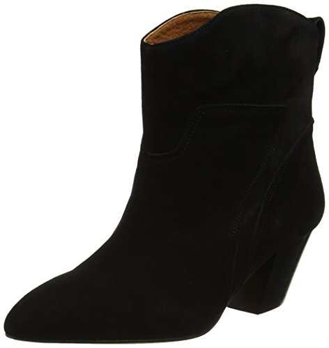 Hudson London Damen Karyn Stiefel Schwarz (Black)