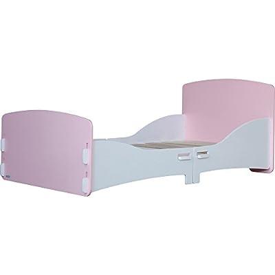 Kidsaw-Cama infantil (para 18meses, color rosa (rosa)