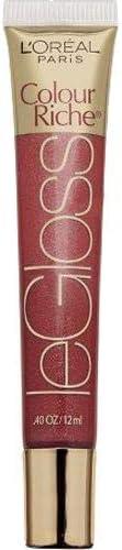 L'Oréal Paris Color Riche Le Lip Gloss - 0.40 oz, 155 Saucy Mauve