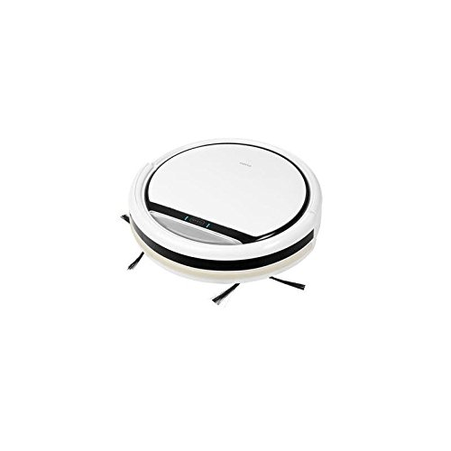 Price comparison product image Medion Robot vacuum cleaner MD 16192 white 1 virtuelle Wand
