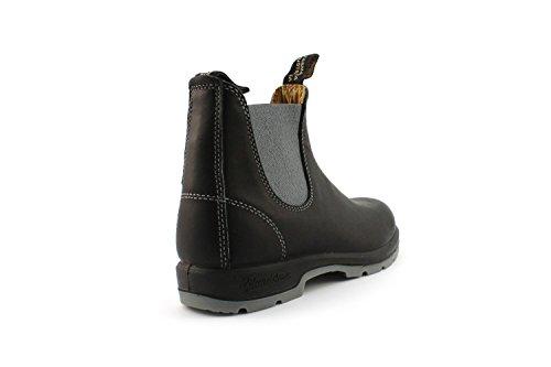 El Side Boot BLACK GREY GRIGIO SCURO