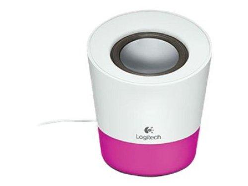 Logitech Z50 2.0 PC-Lautsprecher magenta