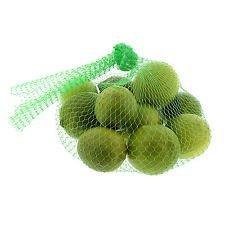 38,1cm wiederverwendbar Mesh Nylon Netz für Gemüse erzeugen Toys 100PCS./Bundle (grün)
