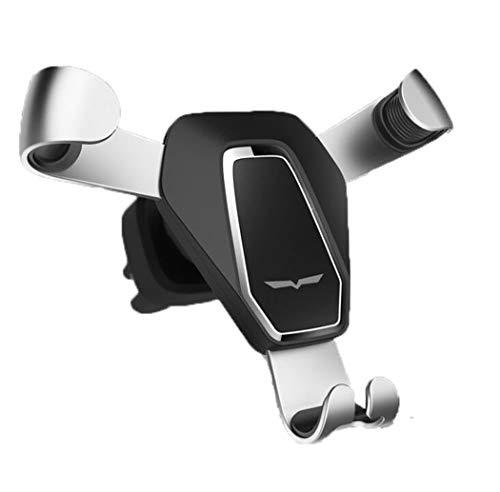 Auto-Telefon-Halter Vent Halterung Handy-Navigation Hände-Kostenlose Telefon-Handy-Clip Für Iphone X 8 Plus 7 6S SE Samsung Galaxy S9 S8 Edge S7 S6 Note 8