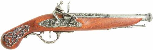 Deko Waffe Englische Steinschlosspistole