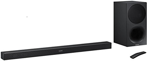 Samsung HW-M450 Soundbar (320W, Bluetooth, Surround-Sound-Expansion) schwarz (Samsung Wireless Sound Bar Für Tv)