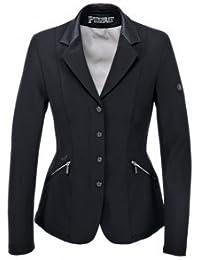 Pikeur Mujer Softshell–Chaqueta de equitación para mujer, unisex, Noche Sombra Azul