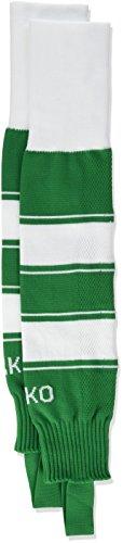 JAKO Kinder Celtic Stutzen, Sportgrün/Weiß, 1 Junior
