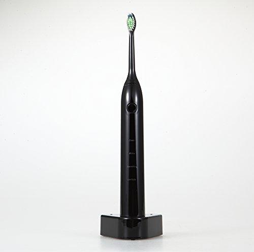 4g-kitty die Zahnbürste elektrische wiederaufladbare waschbar 5Modi für die Zahnbehandlung