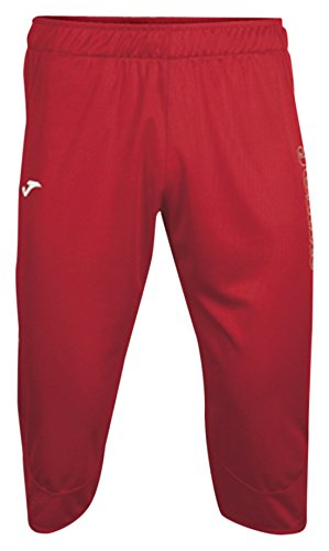 Joma, Pantalon pirata vela rojo hombre, Rojo - 600
