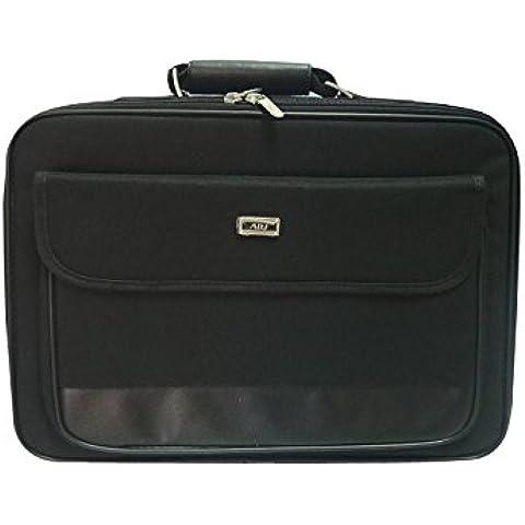 ADJ Easy Bag Borsa per Notebook 17, Nero