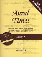 Aural Time Grade 8 Book & CD