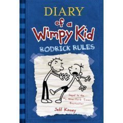 Rodrick Rules (Diary of a Wimpy Kid, Book 2) by Jeff Kinney (2008-11-05)