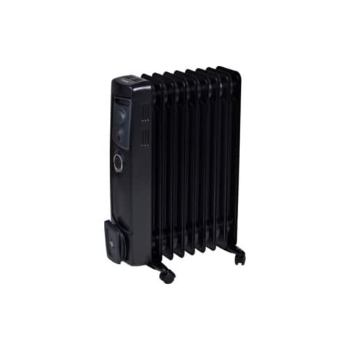 31yhUsGyP0L. SS500  - Dimplex OFC2000TiB Oil Filled Radiator, Steel, 2000 W, Black