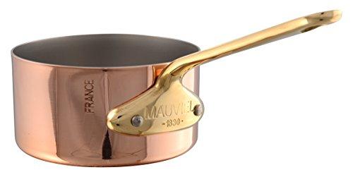 Mauviel1830 - M'Minis 650109 - Casserolette cuivre - 9 cm