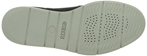 Geox U Uvet B, Scarpe Stringate Uomo Blu (Navyc4002)