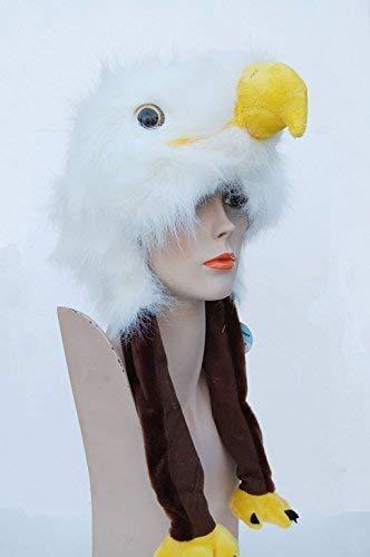 Beste Auswahl Tier-Hut, Tier-Mütze, Spaß-Mütze, Party-Hut, Fasching-Hut, Karneval-Hut, Halloween-Hut, Kopfbedeckung, Wintermütze