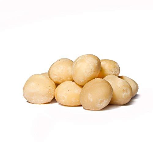 Noci macadamia, sgusciate, intere, naturali, crude, grandi calibro 1Kg