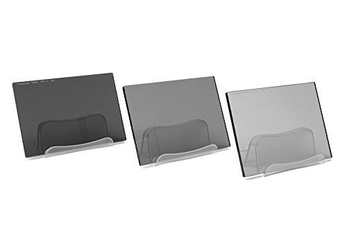 Firecrest ND 6.6x 6.6Graufilter Kit of 3Filter 1bis 3Haltestellen kompatibel mit Allen 16,8x 16,8cm Matte Boxen -