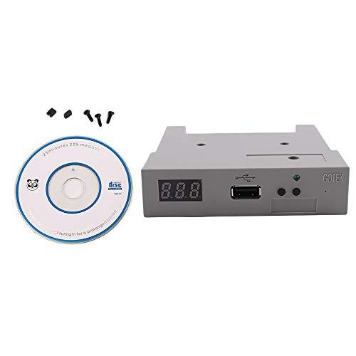Professionelle DC5V 3,5 Zoll 1000 Diskettenlaufwerk USB Externe Emulator Simulation 1,44 MB Roland Tastatur mit CD Treiber