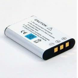 Batterie rechargeable au lithium-ion pour appareil photo / caméscope type / réf: PENTAX D L178, D LI78, DL178, DLI78