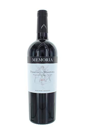 PRIMITIVO DI MANDURIA VINO ROSSO CL75 MEMORIA (083