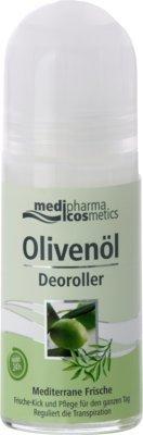 Huile d'olive Déodorant roller mediterane fraîcheur 50 ml