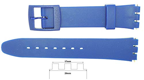 ATLO SWATCH_STYLE_STRAP_P48_BLUE