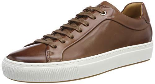 BOSS Herren Mirage_Tenn_bu Sneaker, Braun (Medium Brown 211), 41 EU