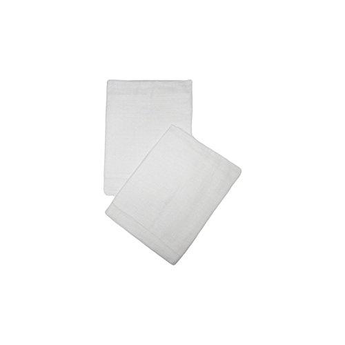 Preisvergleich Produktbild Confezione 6 pz quadrato garza nascita neonato neonata Bassetti TU